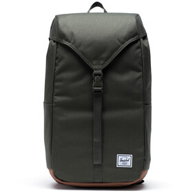 Herschel Thompson Backpack 17l dark olive/saddle brown